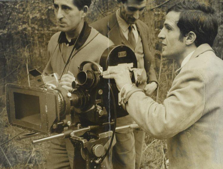 François Truffaut 1963