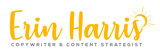 Erin Harris | Copywriter and Content Strategist